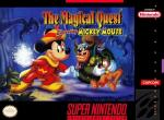 Magical Quest Starring Mickey Mouse, The Boxart